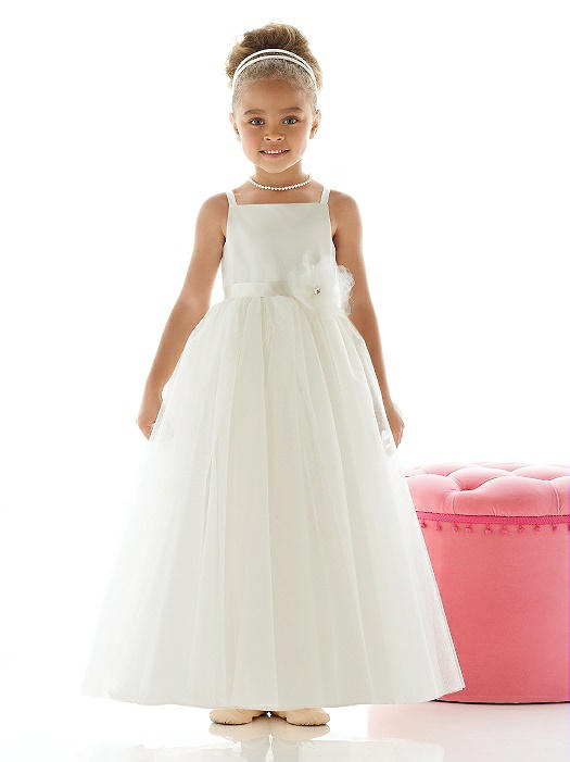 80172eb98296 Flower Girl Dress FL4020 | Bella Bridesmaids
