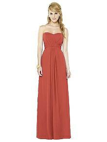 After Six Bridesmaid Dress 6713