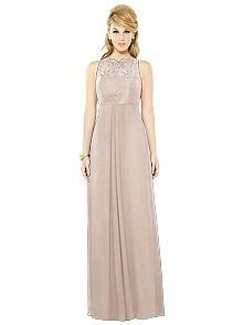 After Six Bridesmaid Dress 6722