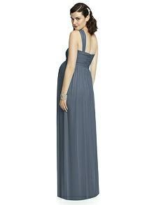 c1d25323c Alfred Sung Maternity Dress Style M427 | Bella Bridesmaids