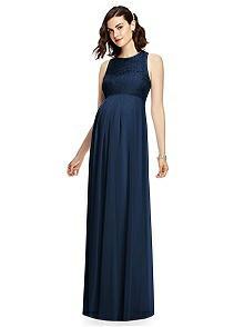 After Six Maternity Bridesmaid Dress M428