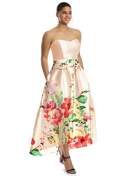Alfred Sung Bridesmaid Dress D699CP | Bella