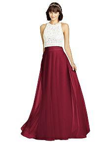 Dessy Bridesmaid Skirt S2977