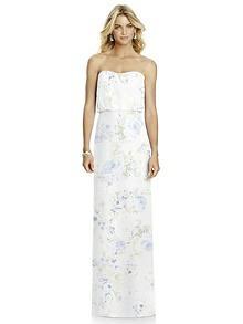 After Six Bridesmaid Dress 6761