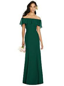 Social Bridesmaids Dress 8182