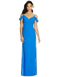 Social Bridesmaids Dress 8183