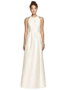 Dessy Bridesmaid Dress 3024