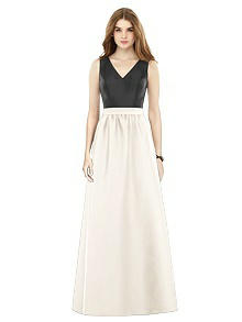 Alfred Sung Bridesmaid Dress D752