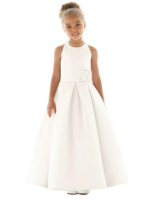 93eab6740 Flower Girl Dress FL4059 | Bella Bridesmaids