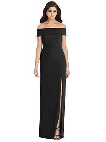 Dessy Collection Bridesmaid Dress 3030