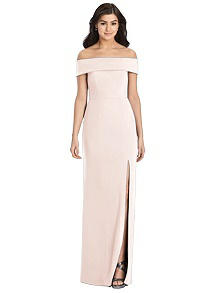 Dessy Collection Bridesmaid Dress 3030