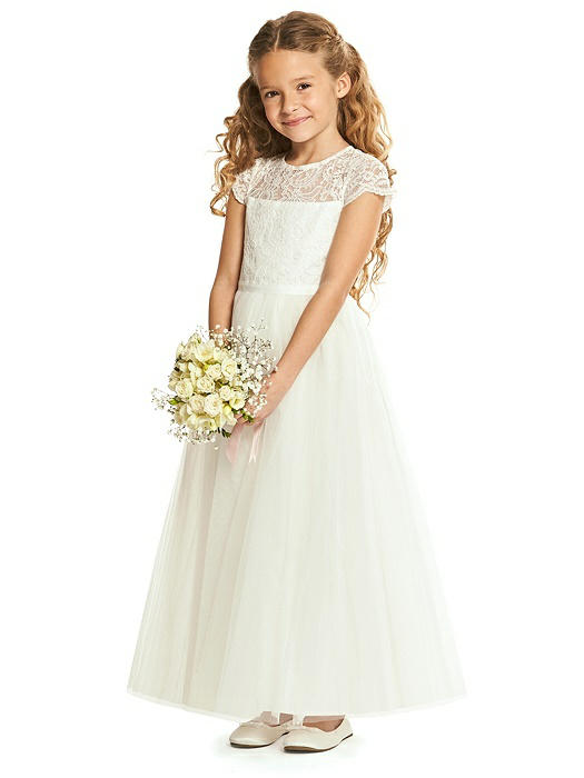 58065b5214fa Flower Girl Dress FL4063 | Bella Bridesmaids