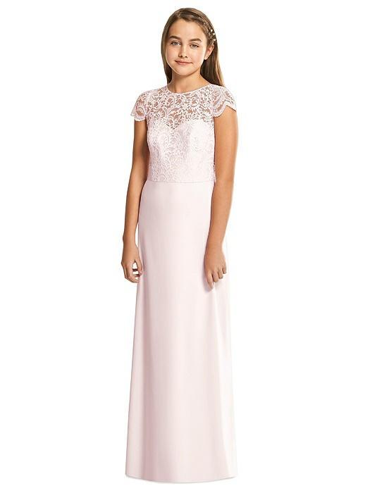 2020 new varieties cheap sale Alfred Sung Junior Bridesmaid Dress JR546