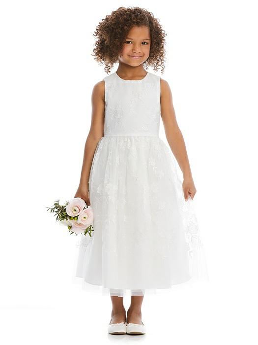 c78165e5975a Flower Girl Dress FL4065 | Bella Bridesmaids