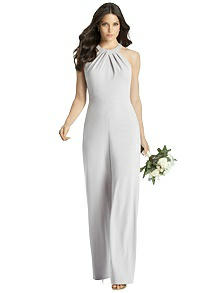 Dessy Bridesmaid Jumpsuit Allison