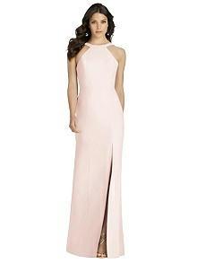 Dessy Bridesmaid Dress 3039