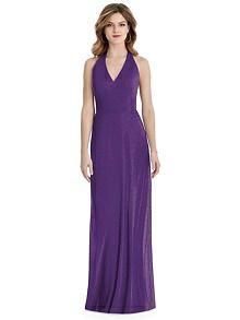 After Six Shimmer Bridesmaid Dress 1516LS