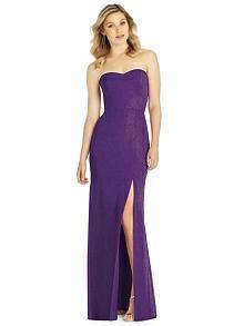 After Six Shimmer Bridesmaid Dress 6803LS