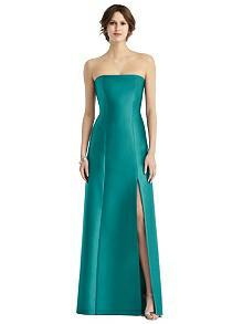 Alfred Sung Bridesmaid Dress D764