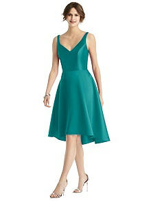 Alfred Sung Bridesmaid Dress D765