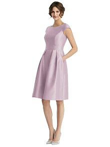 Alfred Sung Bridesmaid Dress D766