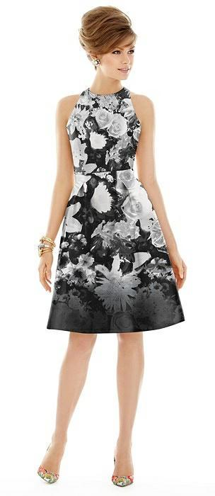 Alfred Sung Bridesmaid Dress D696FP