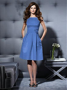 Cornflower Blue : PANTONE WEDDING Styleboard - The Dessy Group