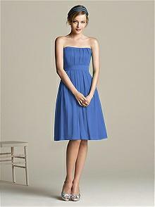Cornflower Blue : PANTONE WEDDING Styleboard | The Dessy Group