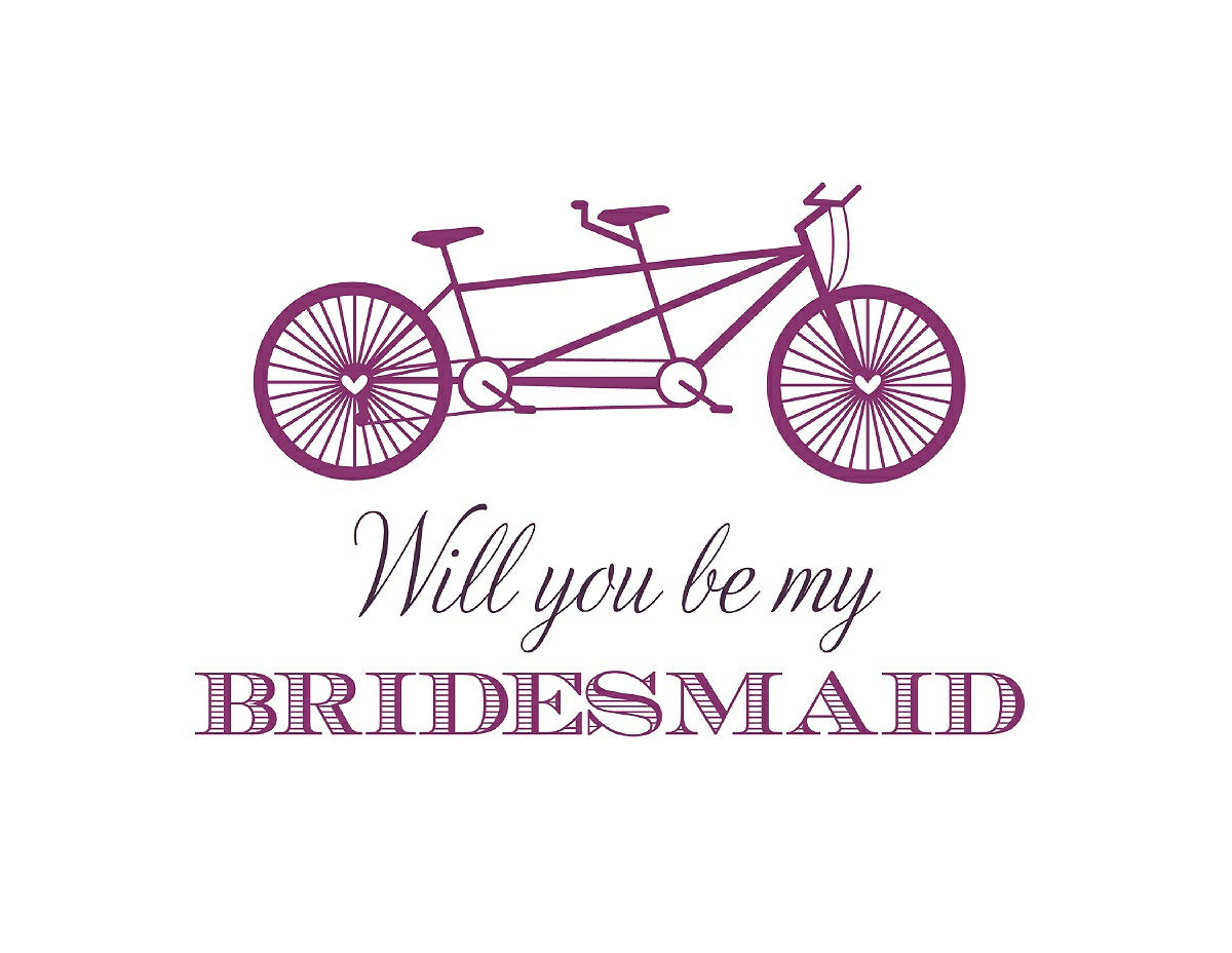 Bridesmaid Cards Create Your Own The Dessy Group
