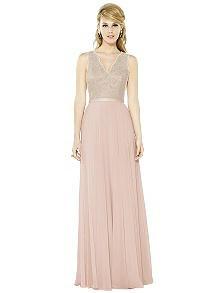 After Six Bridesmaid Dress 6715