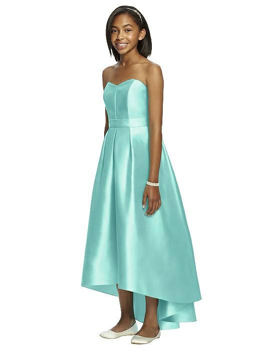 Dessy Collection Junior Bridesmaid JR533