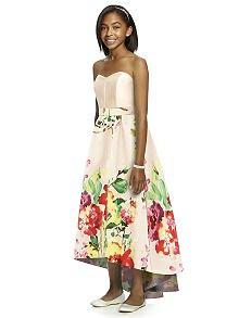 Dessy Collection Junior Bridesmaid JR533CP