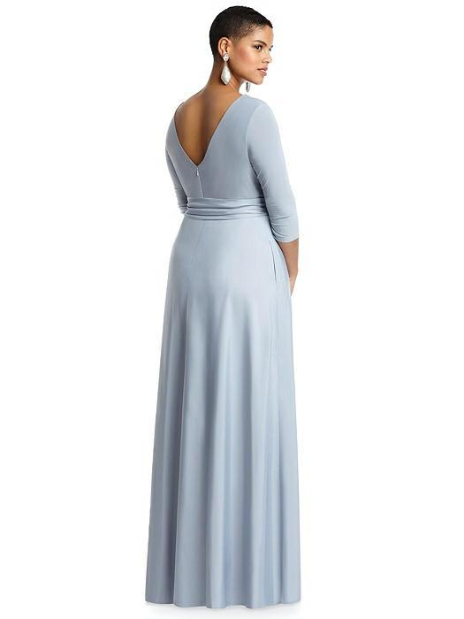 Alfred Sung Bridesmaid Dress D736