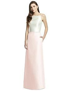 Dessy Bridesmaid Skirt S2986