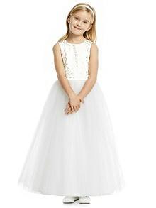 Flower Girl Dress FL4055