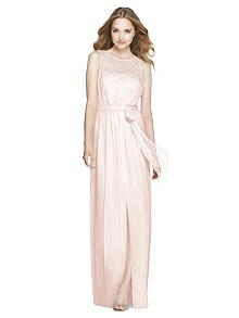 Dessy Bridesmaid Dress 3025