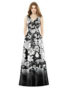 Alfred Sung Bridesmaid Dress D753FP