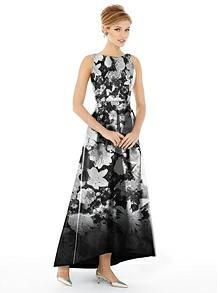 Alfred Sung Bridesmaid Dress D706FP