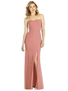 85babe3eff5 After Six Bridesmaid Dress 6803.  240.00. After Six Bridesmaid Dress 6803.  desert rose +84 more colors. Dessy Bridesmaid Dress 3043
