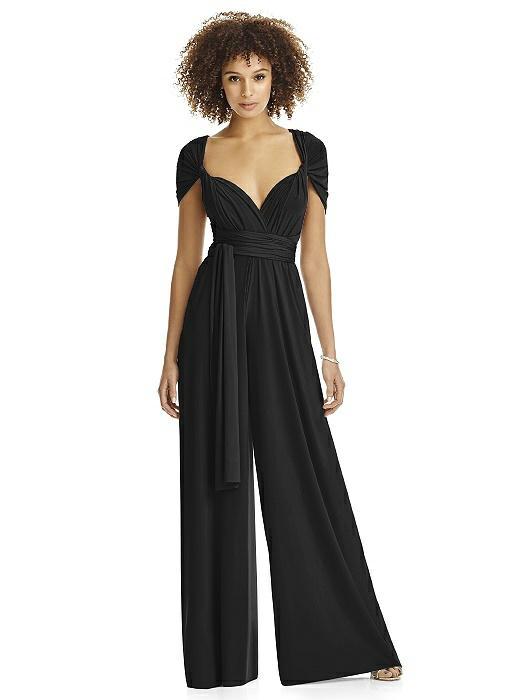 Twist Dress: Wrap Dress for Bridesmaids, Prom