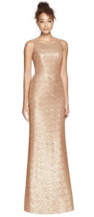 Rose Gold Bridesmaid Dresses | The Dessy Group