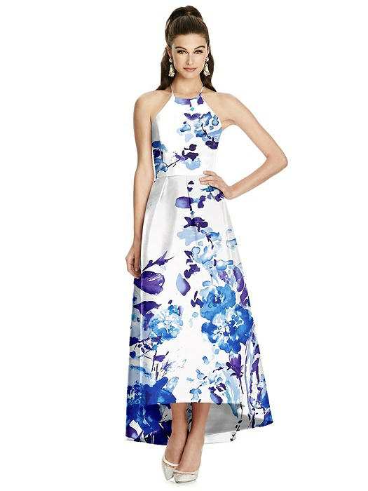 Alfred Sung Bridesmaid Dress D741FP