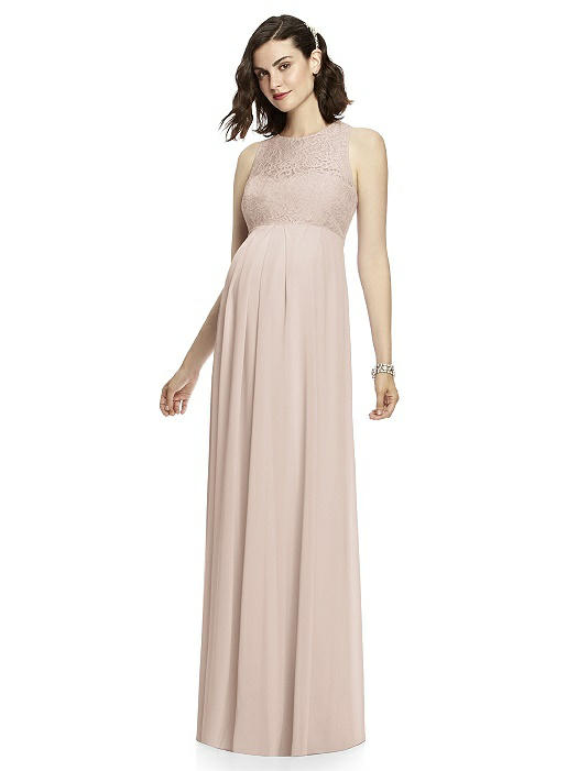 After Six Maternity Bridesmaid Dress M428 On Sale