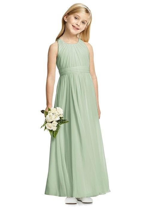 Green flower girl dresses the dessy group flower girl dress fl4054 mightylinksfo