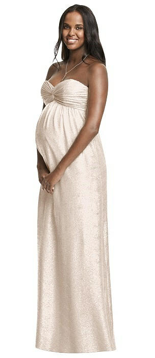 Dessy Collection Maternity Bridesmaid Dress M430