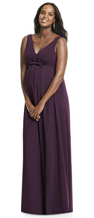 Dessy Collection Maternity Bridesmaid Dress M432
