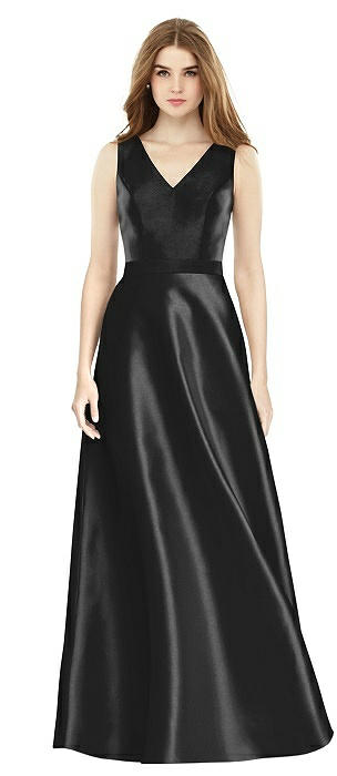 Black Bridesmaid Dresses The Dessy Group