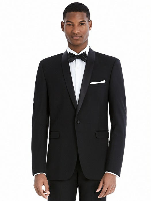 Slim Shawl Collar Tuxedo Jacket - The Ethan by After Six