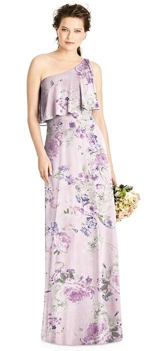 Jy Jenny Yoo Lavender Garden Bridesmaid Dresses The Dessy Group