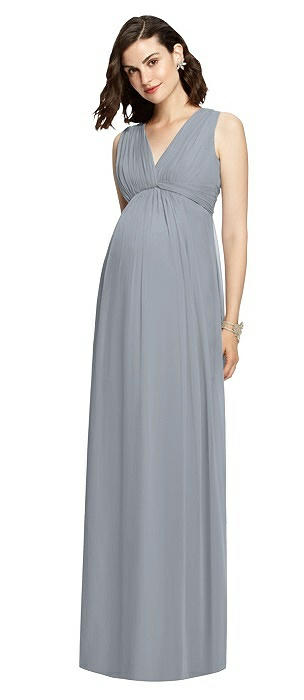 Dessy Collection Maternity Bridesmaid Dress M429